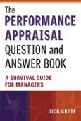 Performance Appraisal Question And Answer