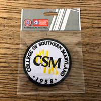 CSM Patch with Official Logo Seal