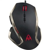 IMOUSE X310 Gaming - Black/Red