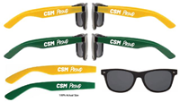 CSM Proud Sunglasses - Yellow