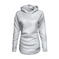 J.America Womens' Element Hooded Fleece Pullover